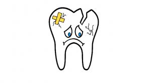 que hacer cuando se rompe un diente