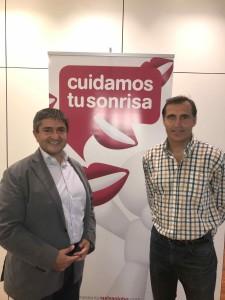 Guillermo Galvan e Isaac Viciosa