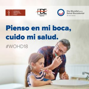 Día Mundial de la Salud Bucodental