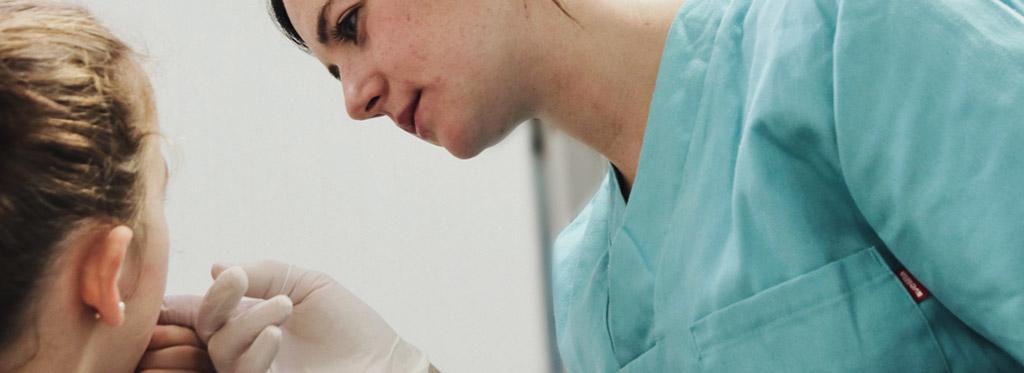 Terapia miofuncional en clínica Galván Lobo