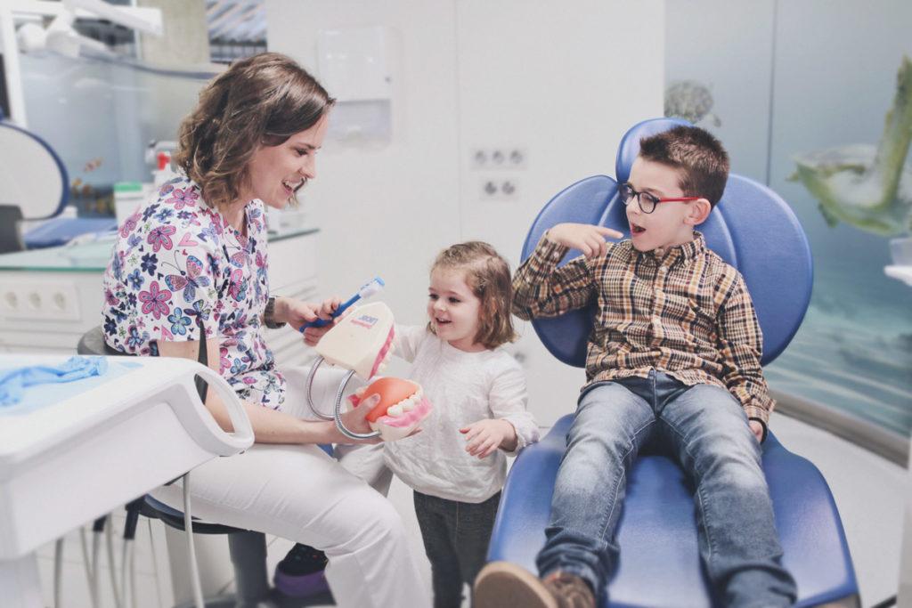 ortodoncia para niños en Valladolid