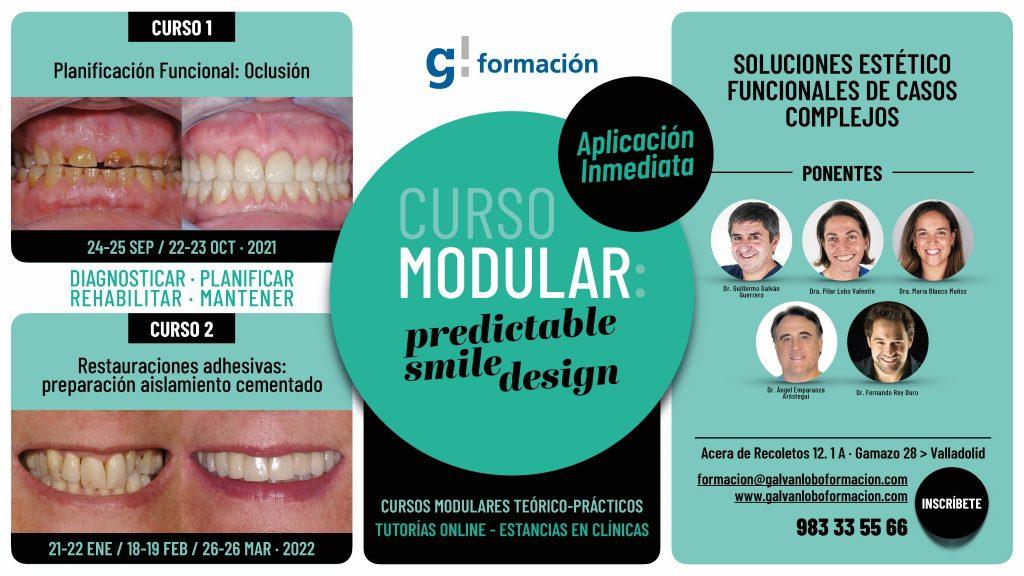 formación odontológica Predictable Smile Design
